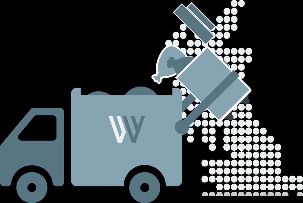 Nationwide waste management